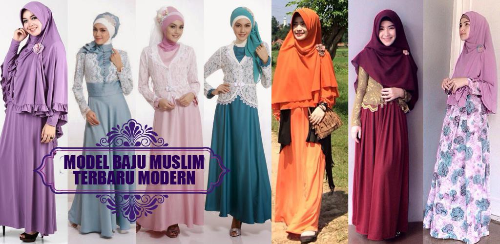 model-baju-muslim-terbaru